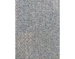 Carpete em placas recuperado- Cor marrom