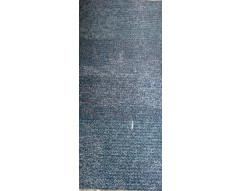 Carpete em placa recuperado Cor azul