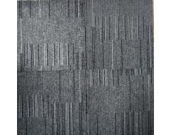 Carpete em placas recuperado - Cor cinza