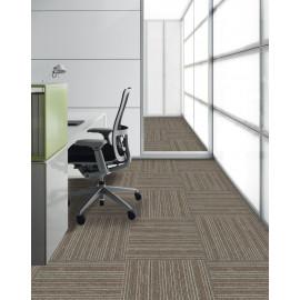 Secagem de carpete alagado
