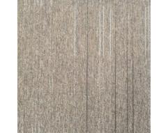 Carpete em placas -Pegasus II / Versus -Réguas -Colors -Nylon 6.6 Antron Lumena bege